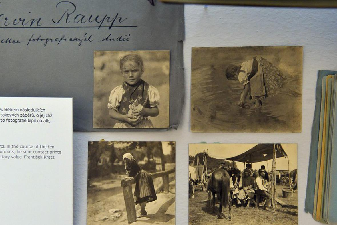 Erwin Raupp / Moravská Hellas 1904 (instalace)