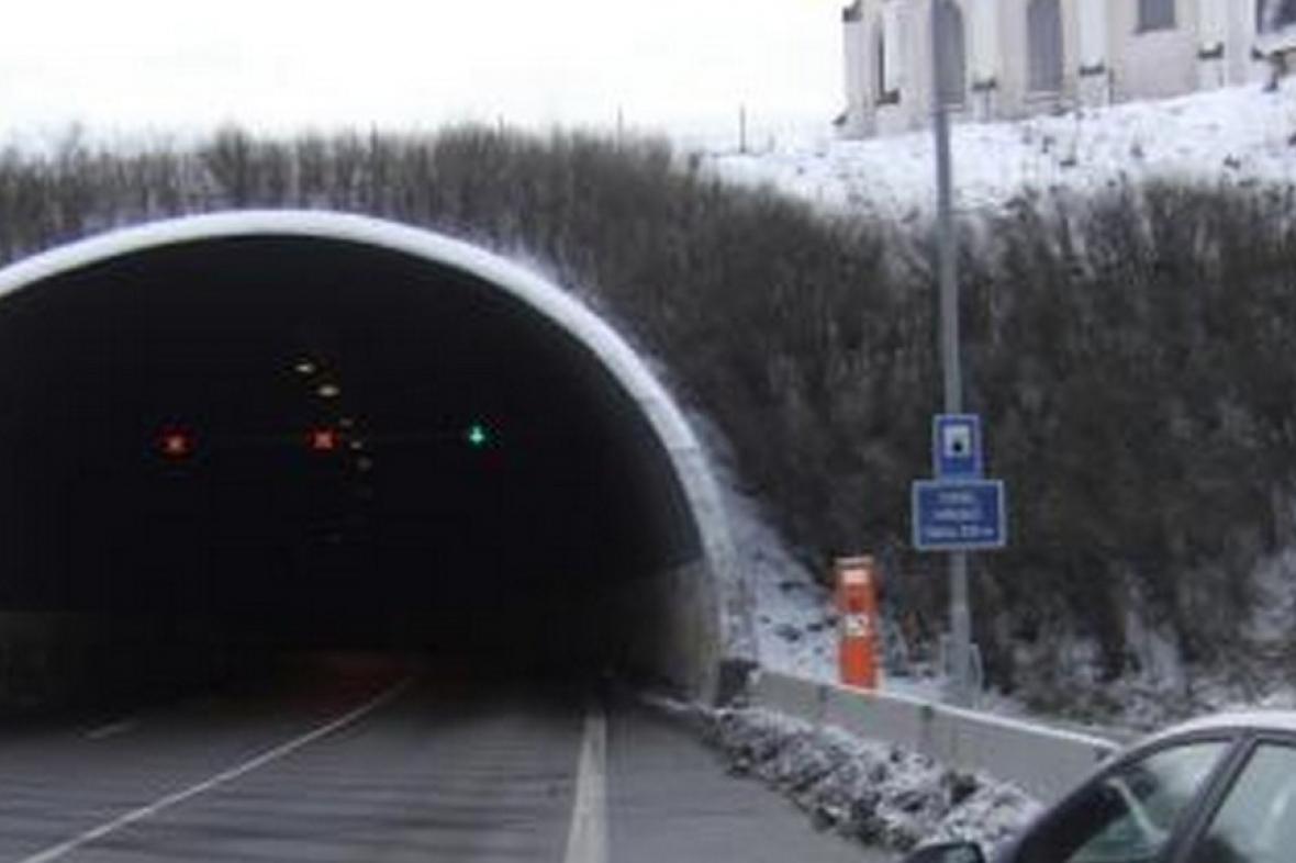 Hřebečský tunel