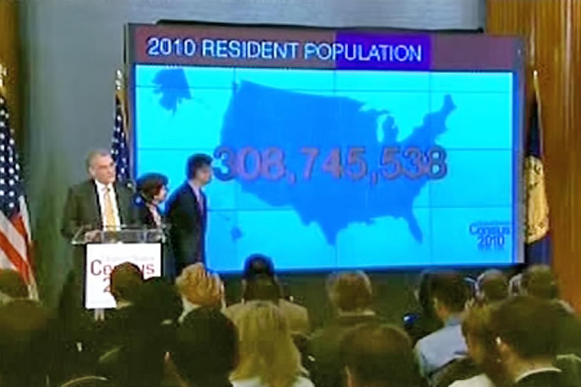 Sčítání lidu v USA