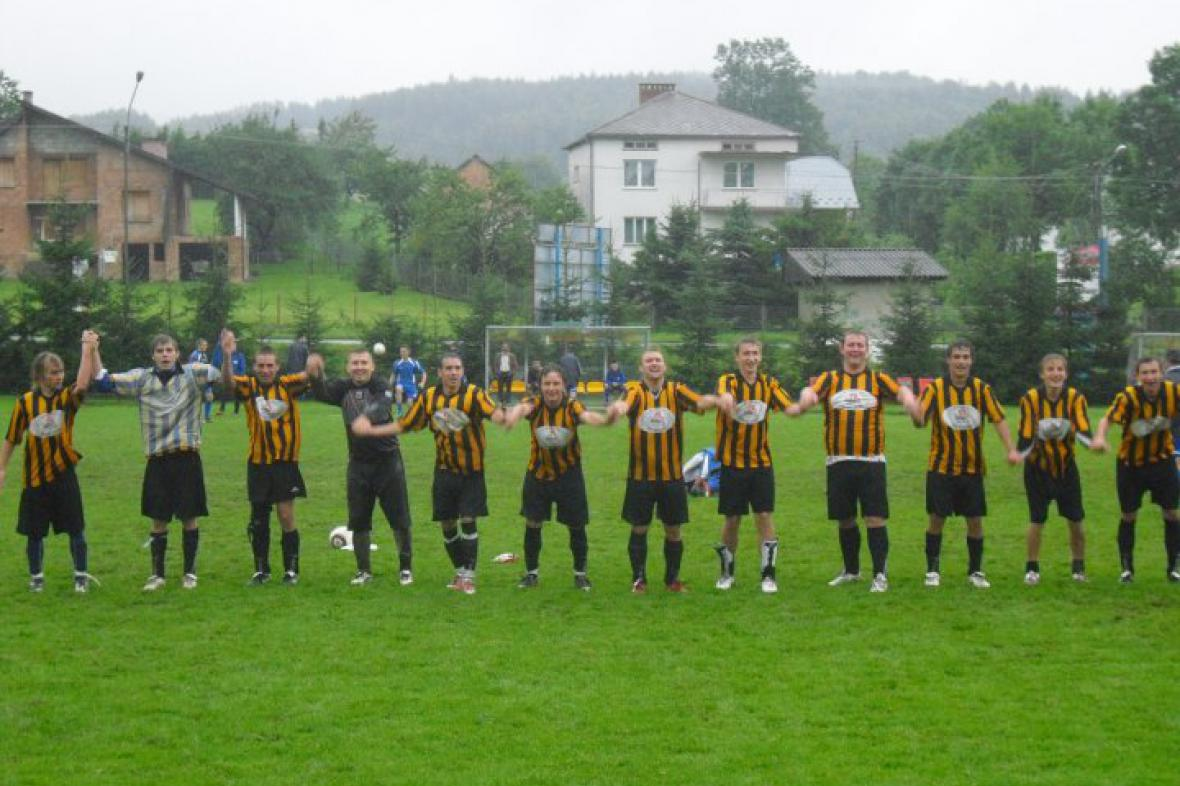 Fotbal - Rozsochy