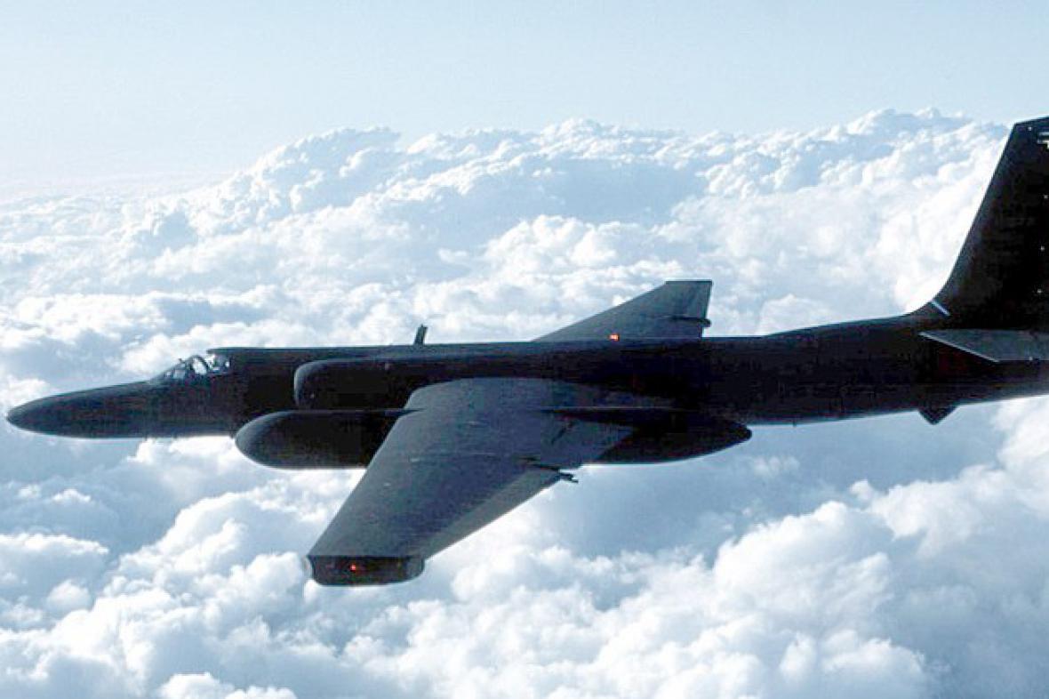 Americký průzkumný letoun U-2