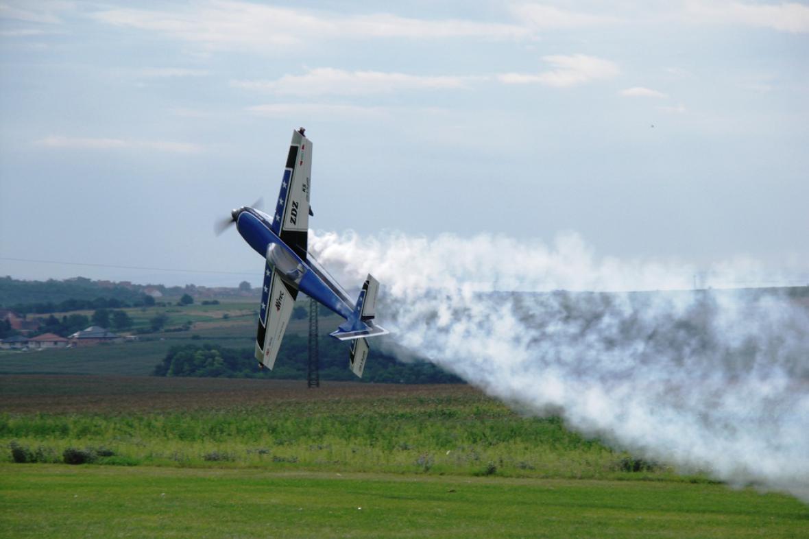 Pilot modelu - Jon Caldito - Španělsko