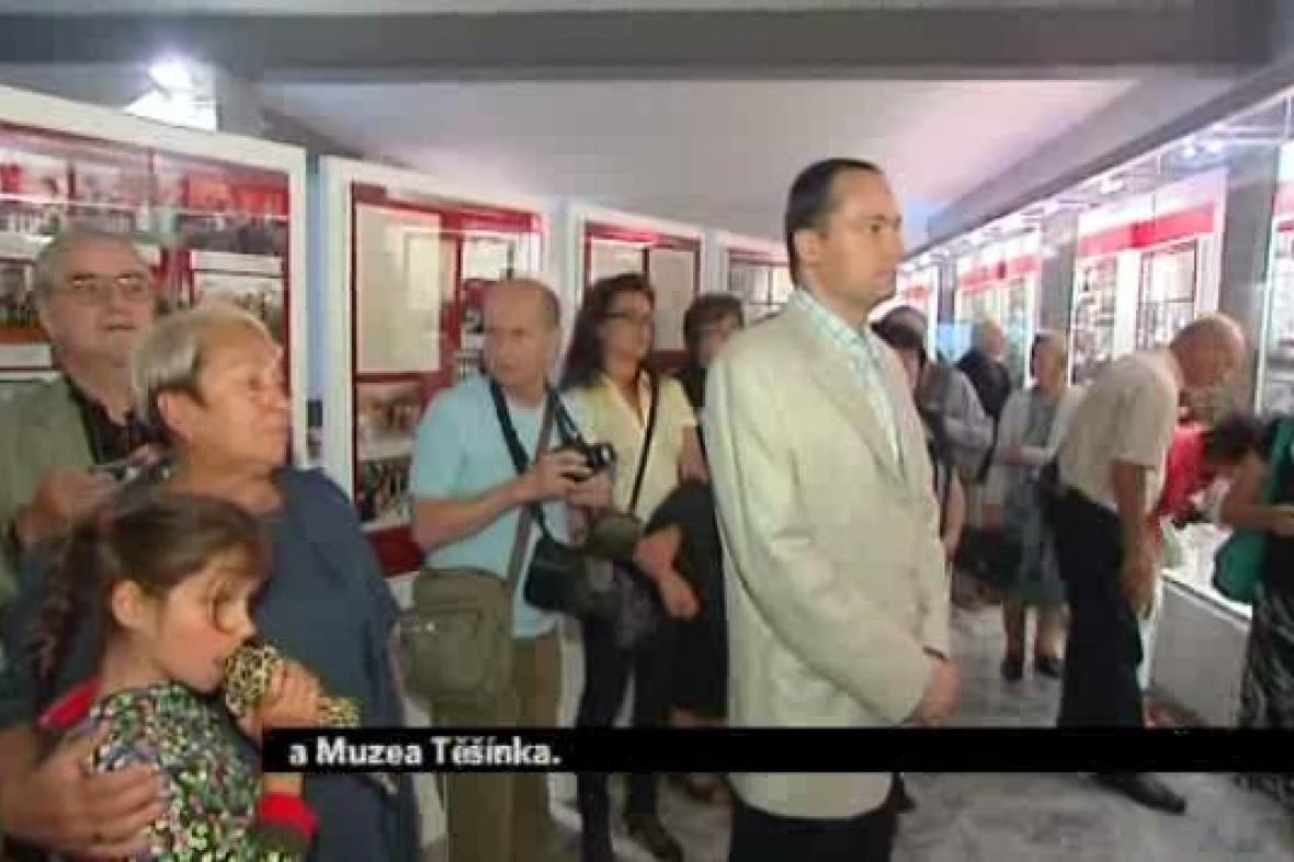 Foto z reportáže o výstavě