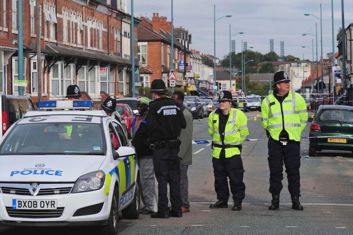Nepokoje ve Velké Británii