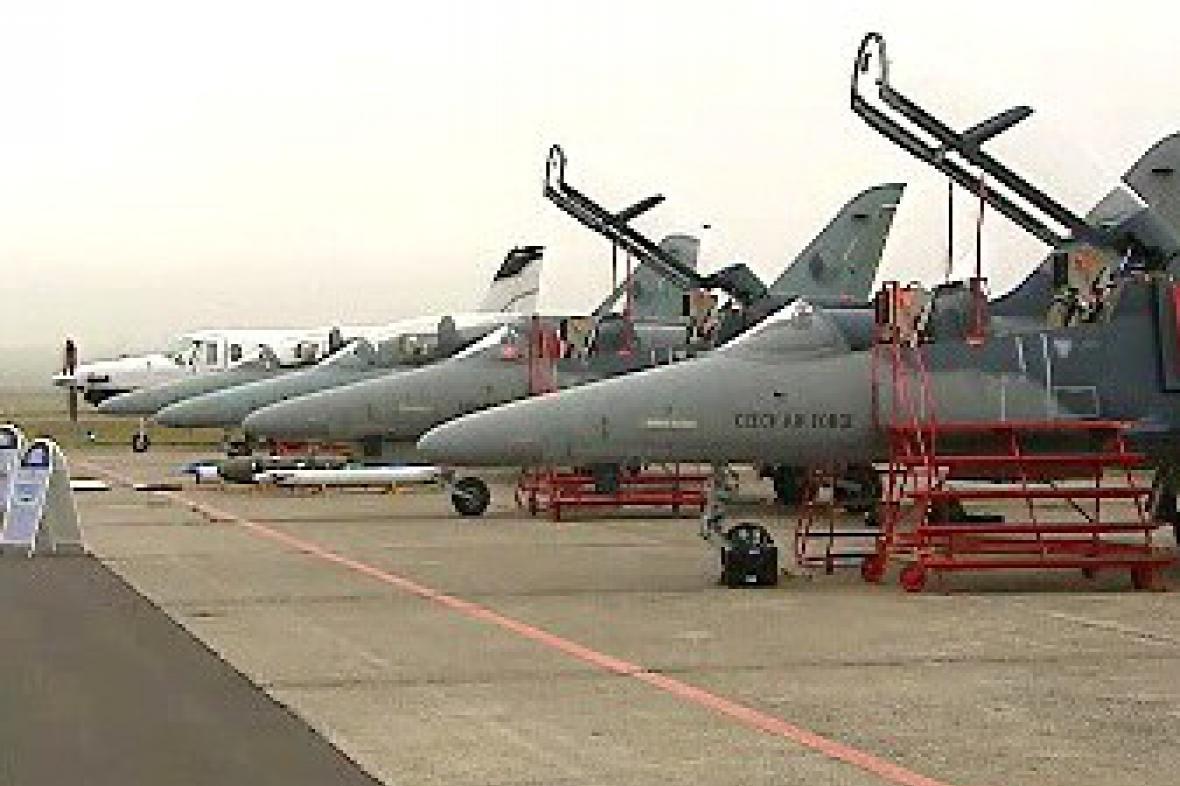 Bitevníky L-159
