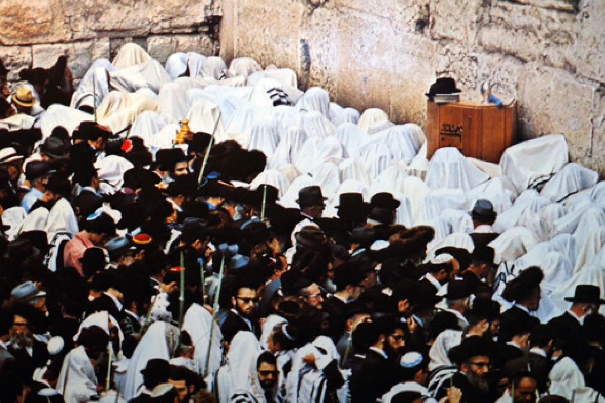 Izrael / u Zdi nářků