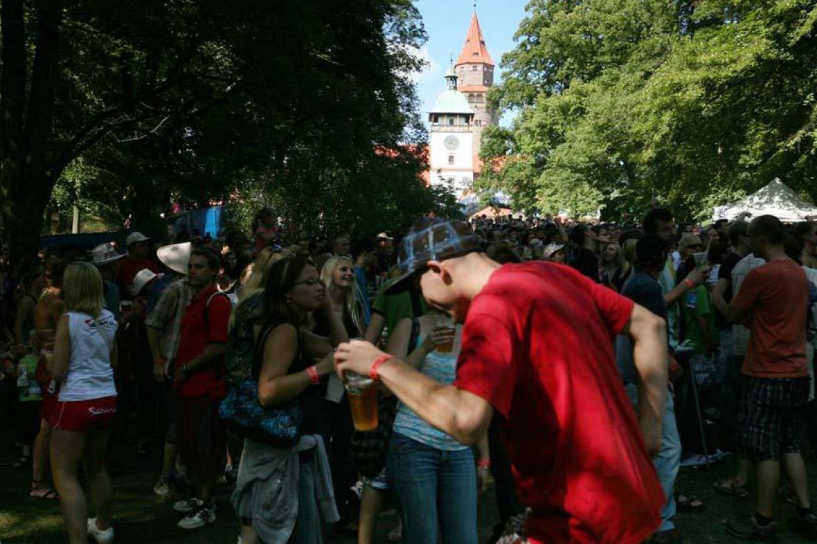 Festival Hrady.CZ na Bouzově