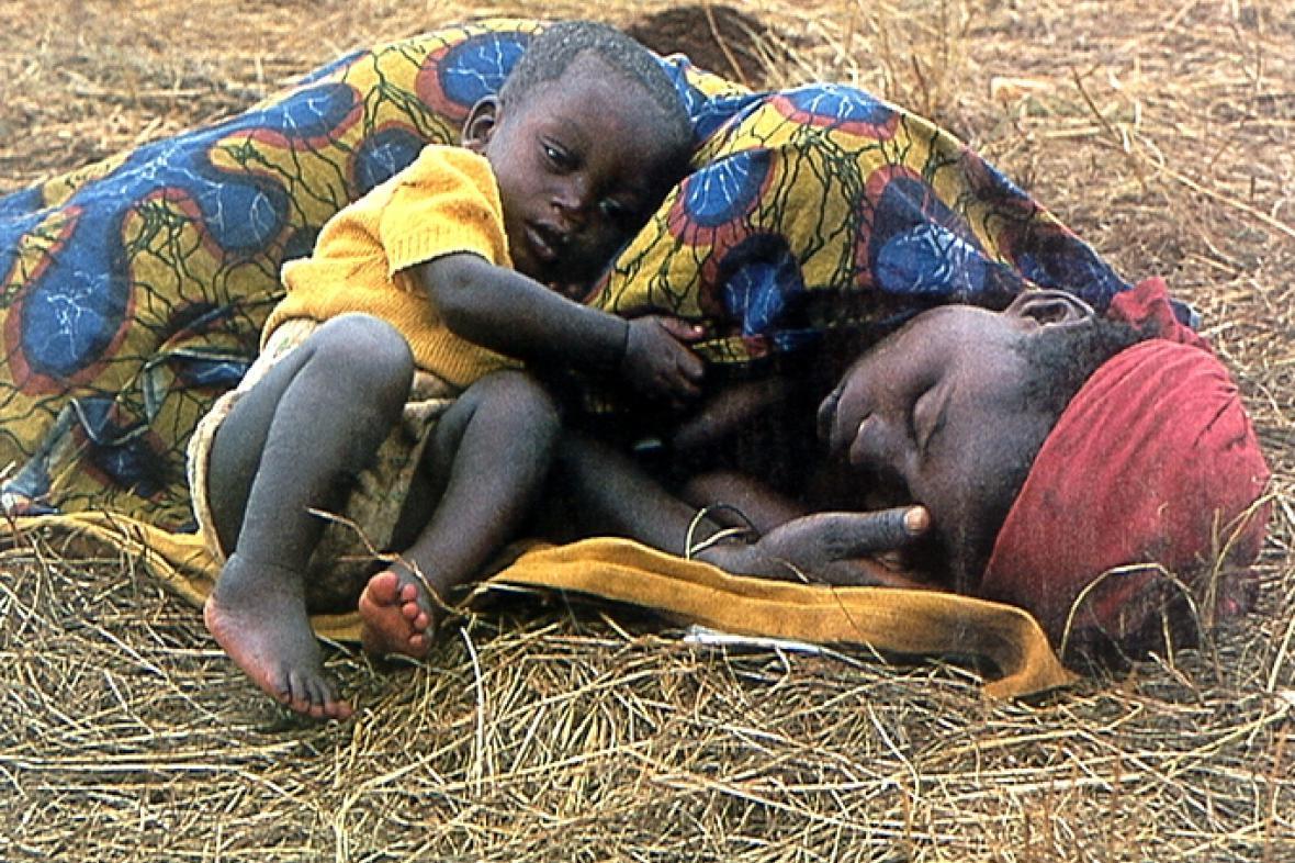 Jedni z nejchudších obyvatel Rwandy