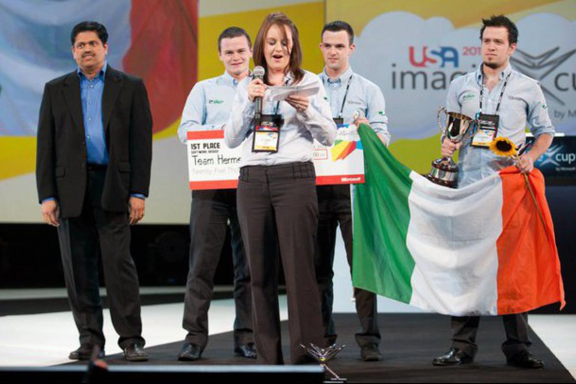 Microsoft Imagine Cup 2011