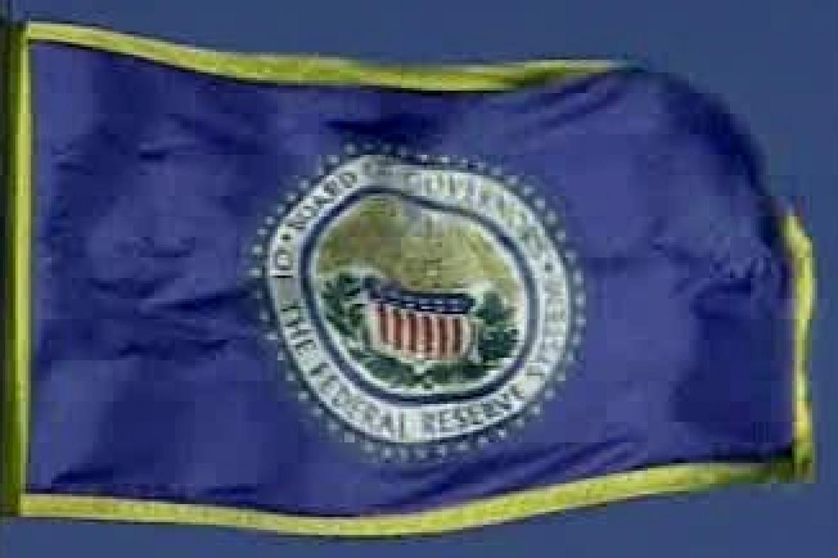 Vlajka amerického Fedu