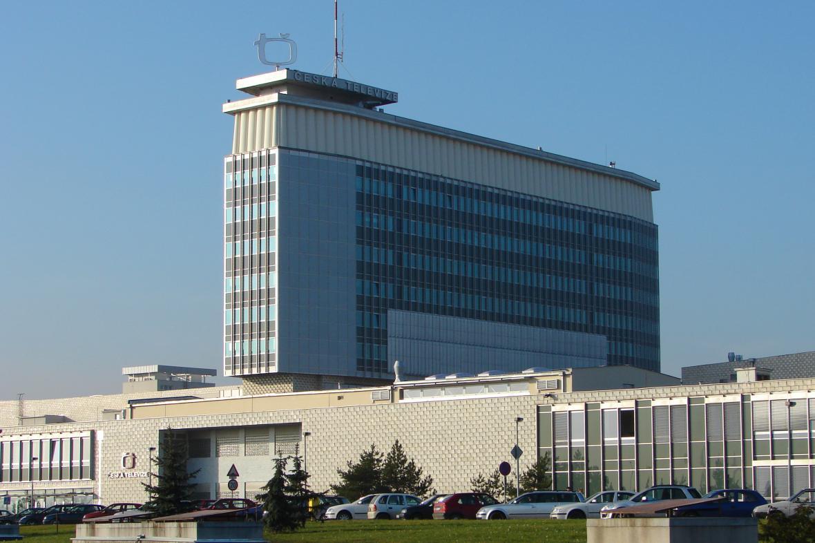 Budova České televize