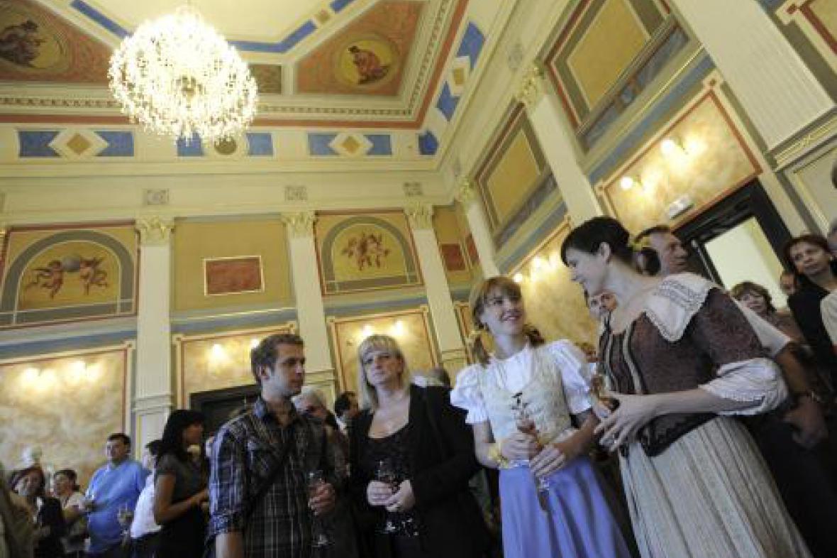 Otevření ústeckého muzea po rekonstrukci