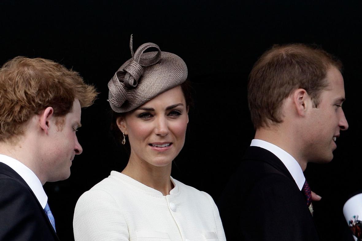 Vévodkyně z Cambridge
