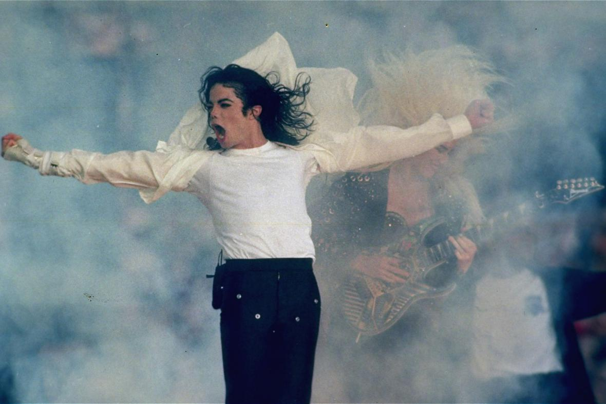 Show Michaela Jacksona