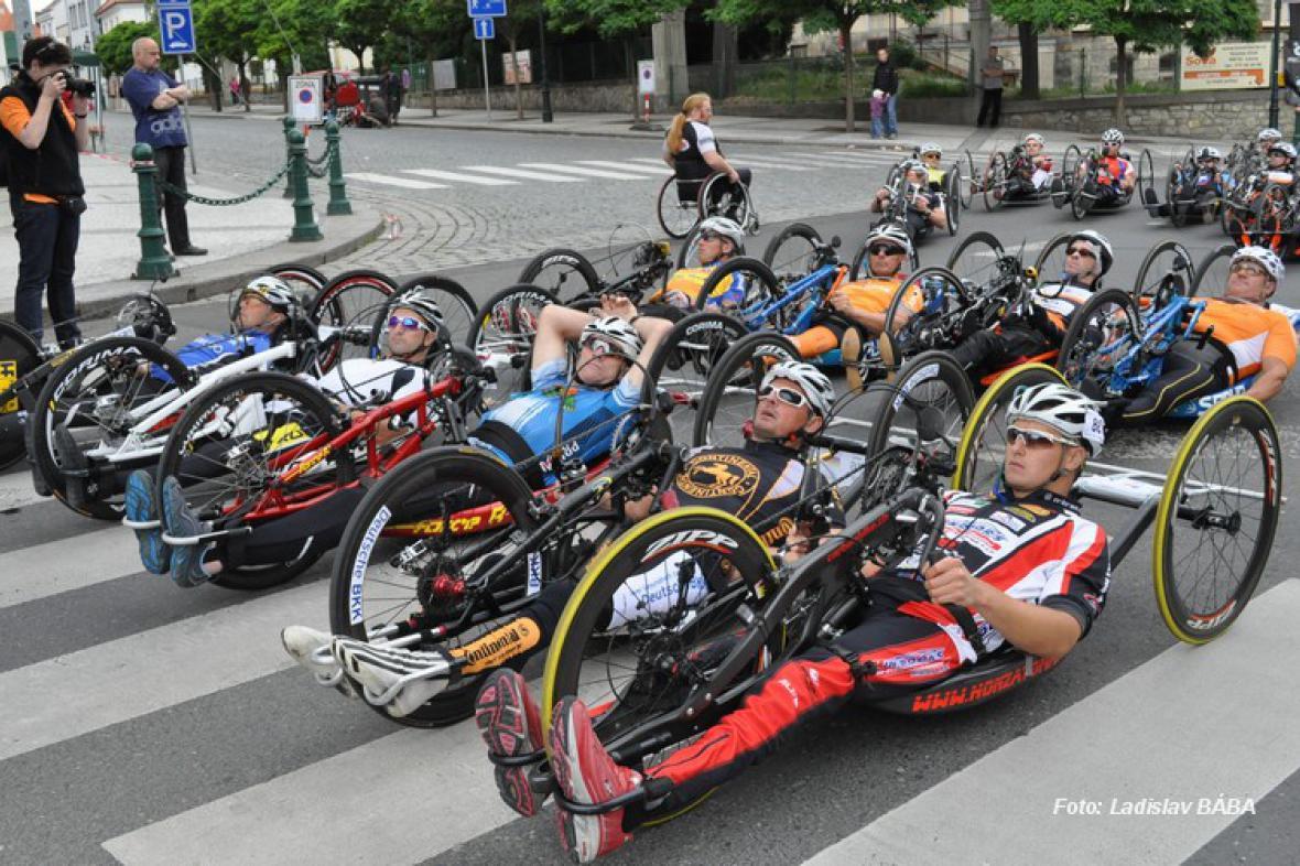 Evropský pohár v ruční cyklistice - Louny