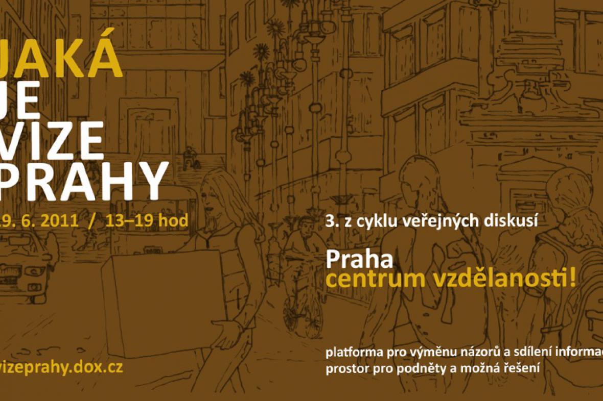 Jaká je vize Prahy III