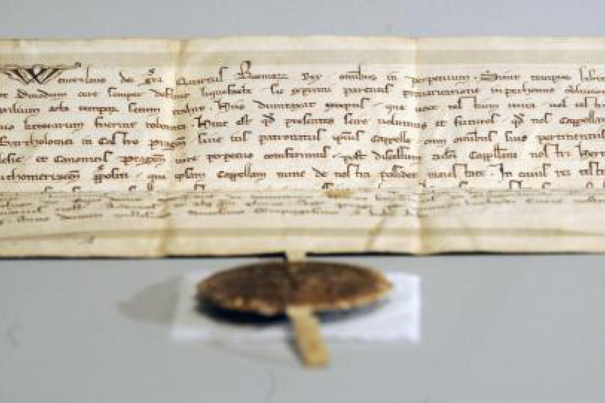 Listina krále Václava I.