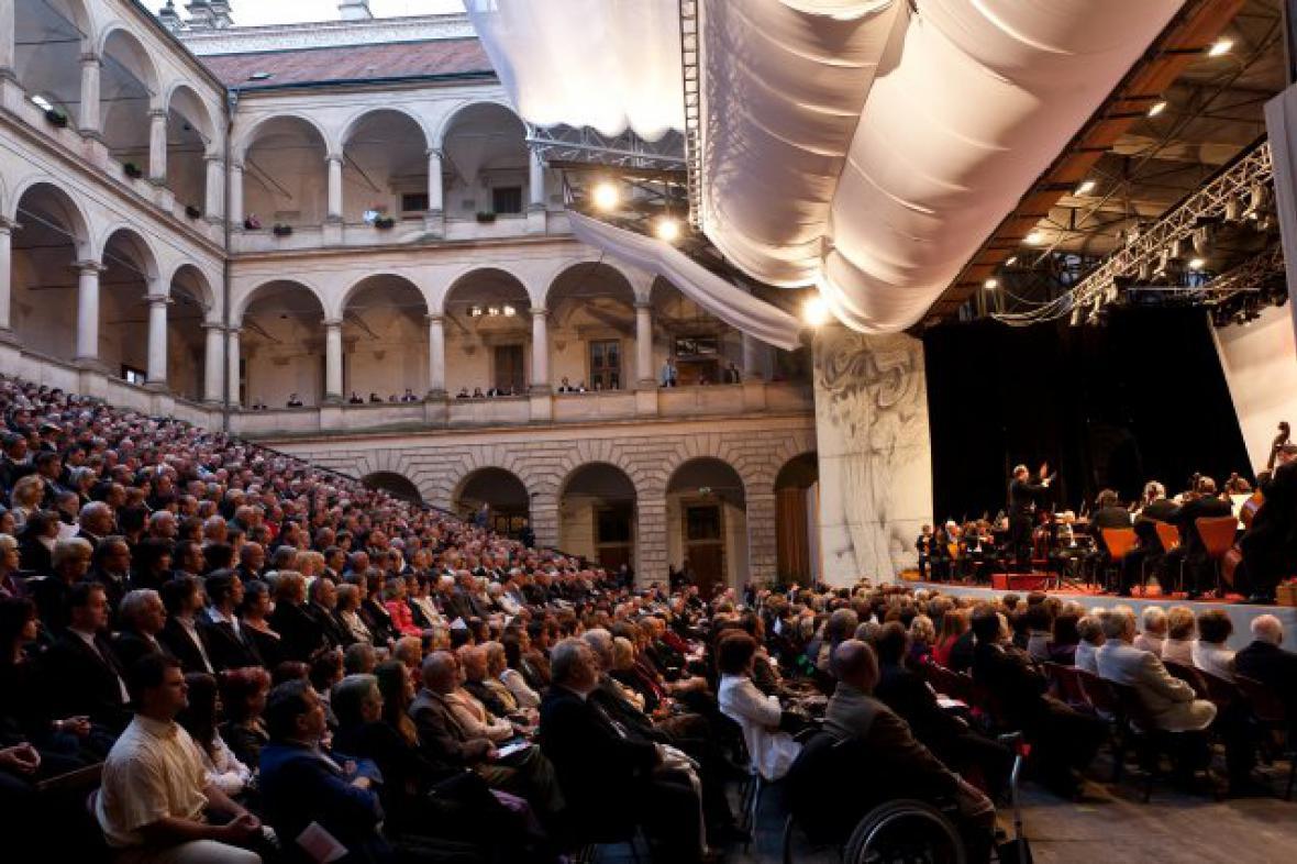 Zahájení Smetanovy Litomyšle 2011