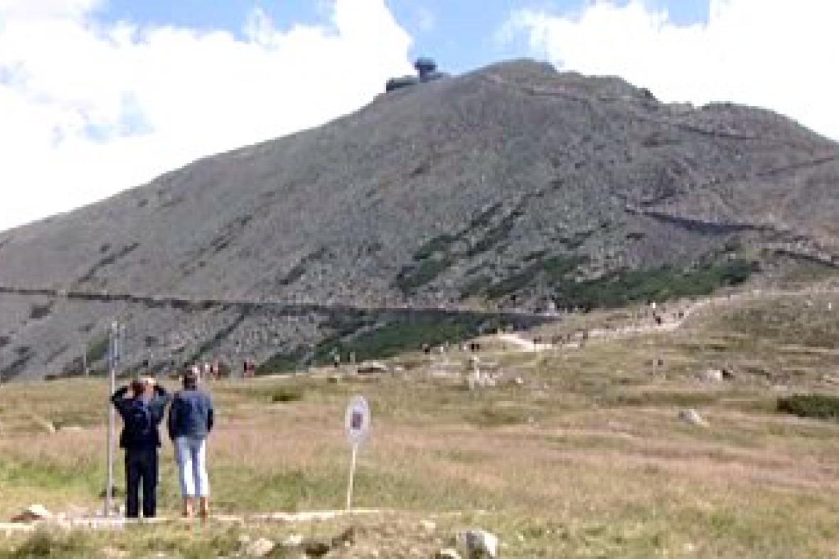 Turismus v Krkonoších