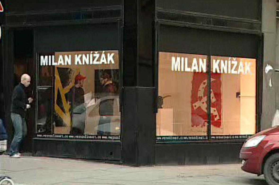 Milan Knížák - Podivný Kelt