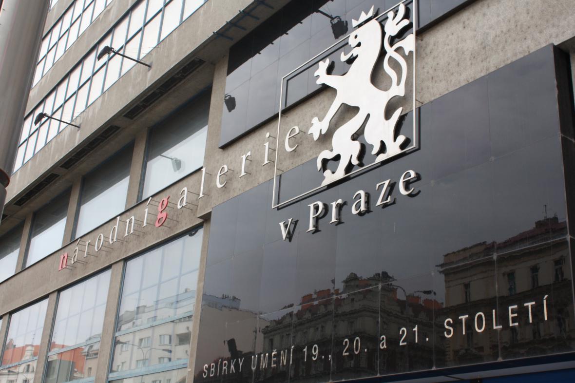 Národní galerie v Praze