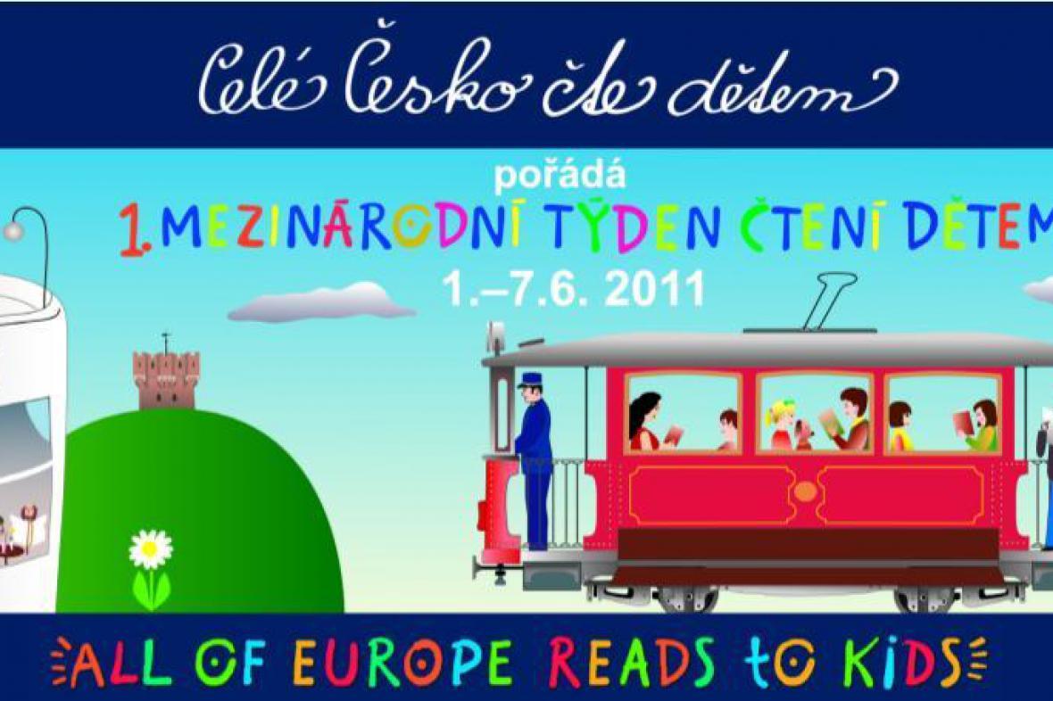 1. Mezinárodní týden čtení dětem
