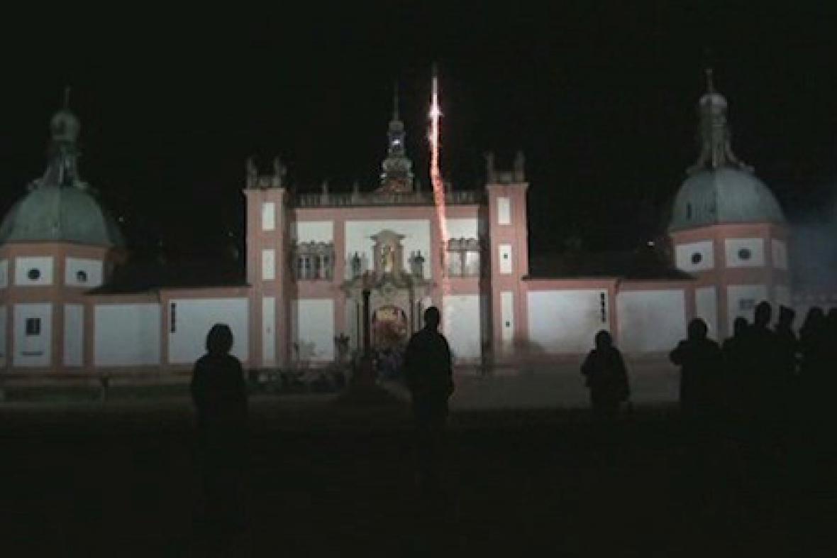 Noc kostelů v Příbrami