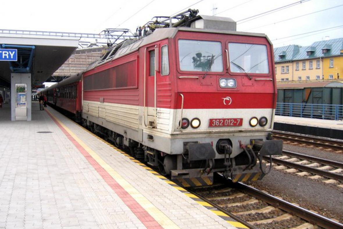 Slovenský vlak