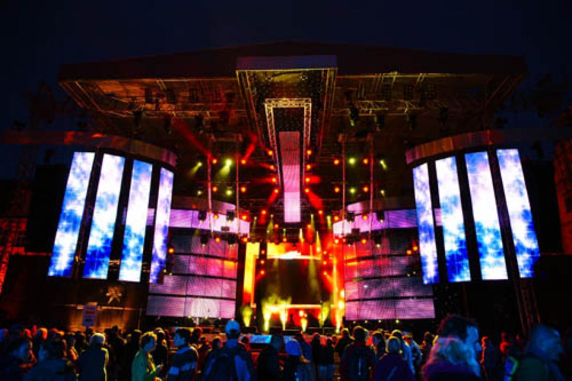 Hudební festivalové ceny 2010