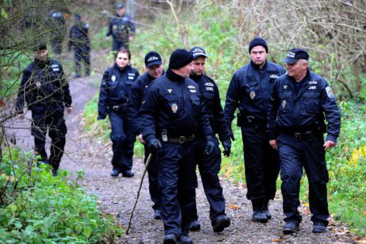 Policejní pátrání