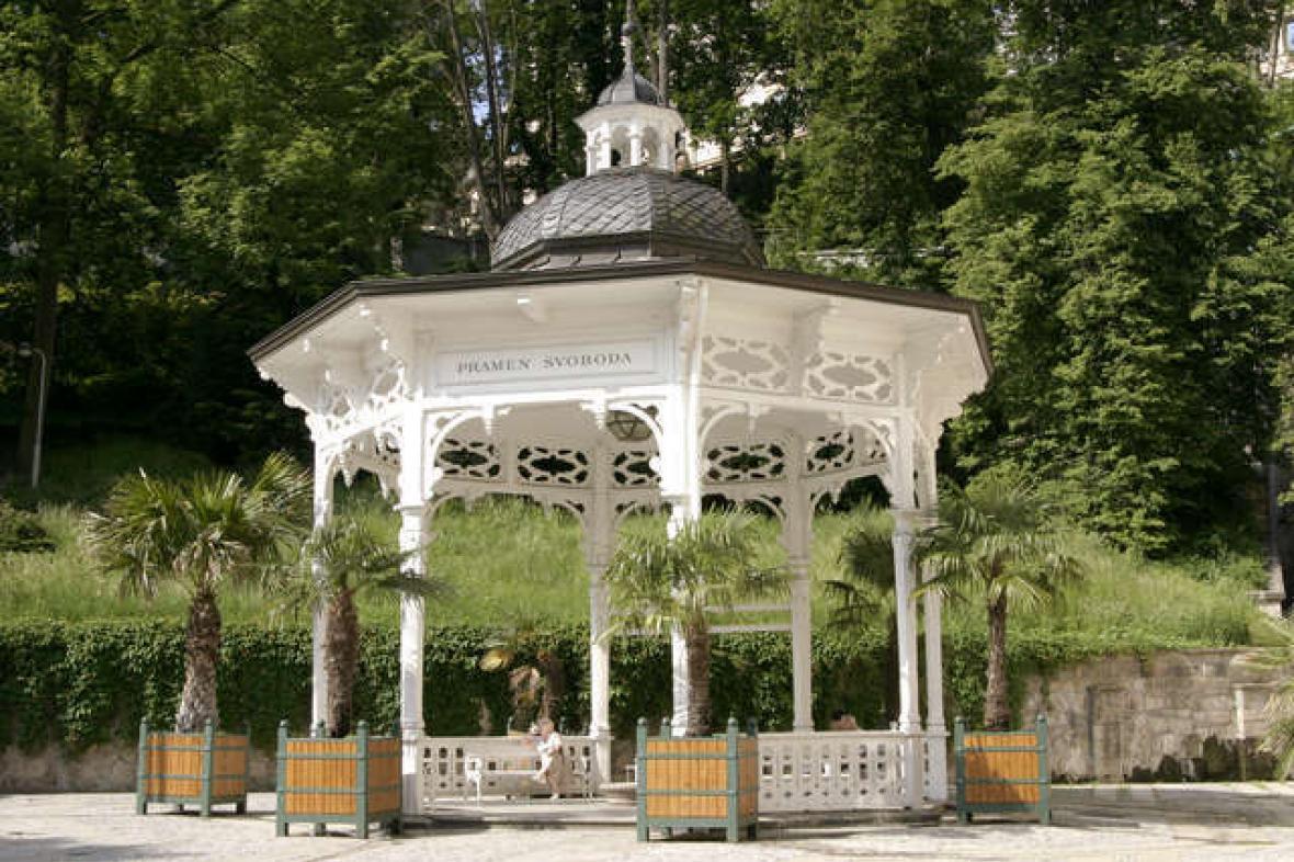 Karlovy Vary / Mlýnská kolonáda