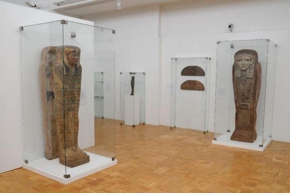 Egypt a Núbie / Slovácké muzeum