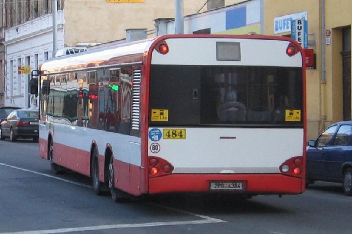 Plzeňský městský autobus