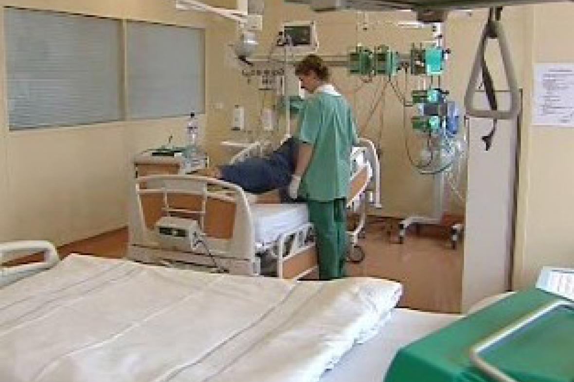 Cvičení pacienta po mrtvici