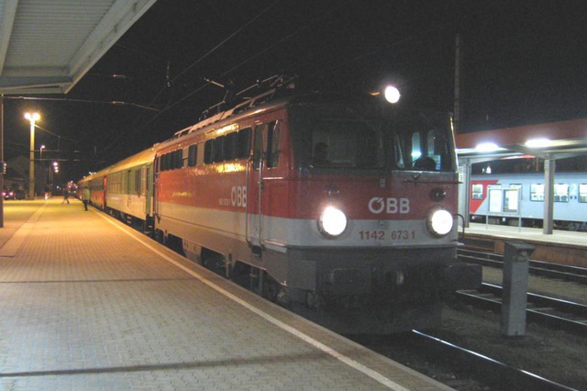 Rakouský regionální vlak