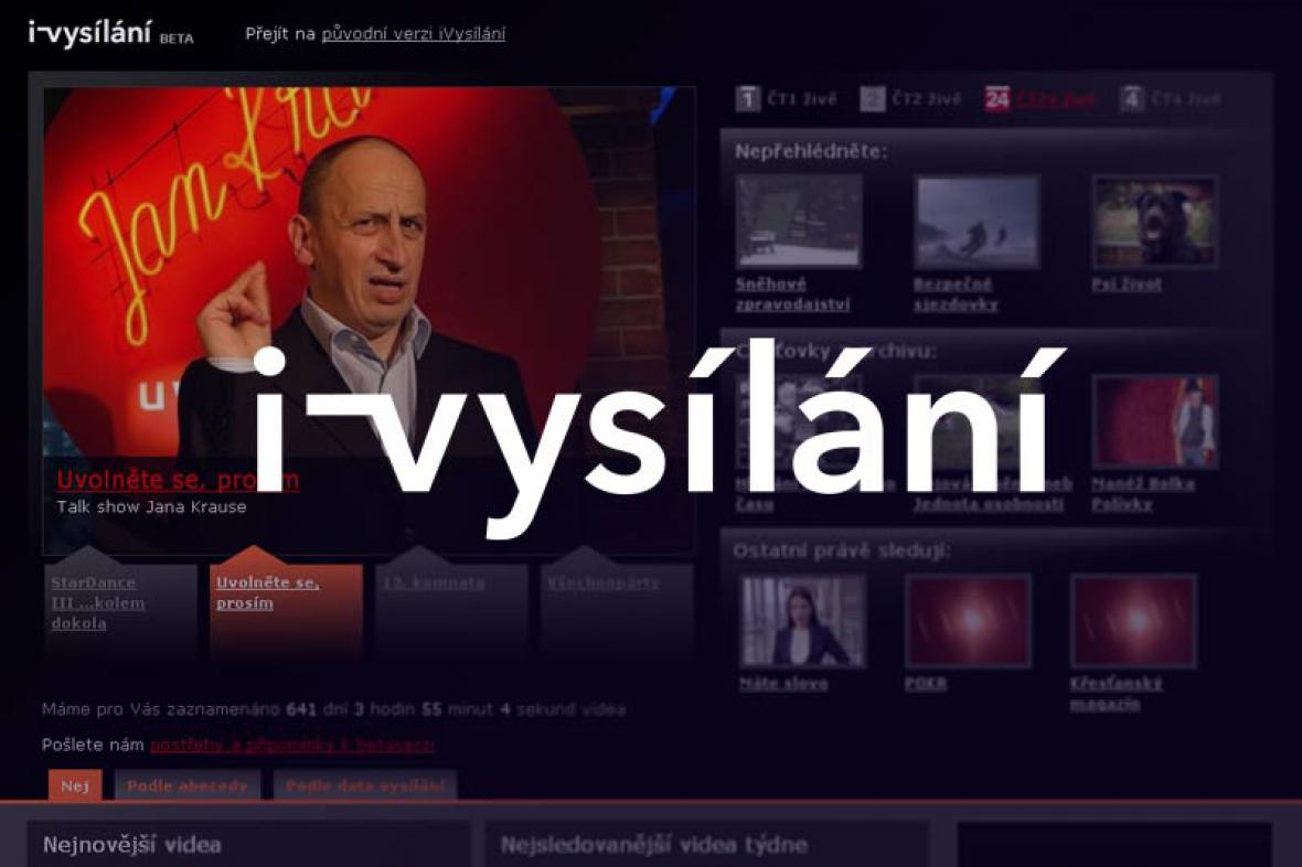 iVysílání