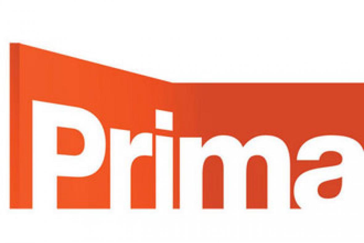 Logo televize Prima