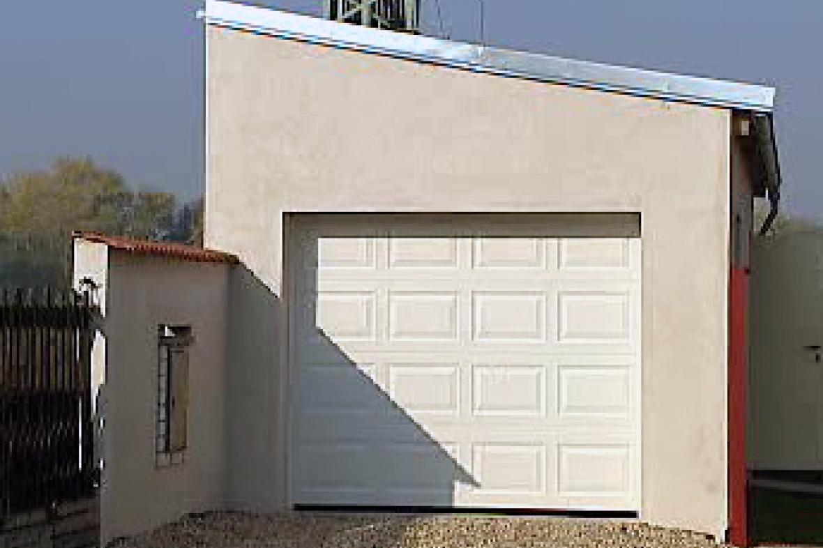 Nová garáž
