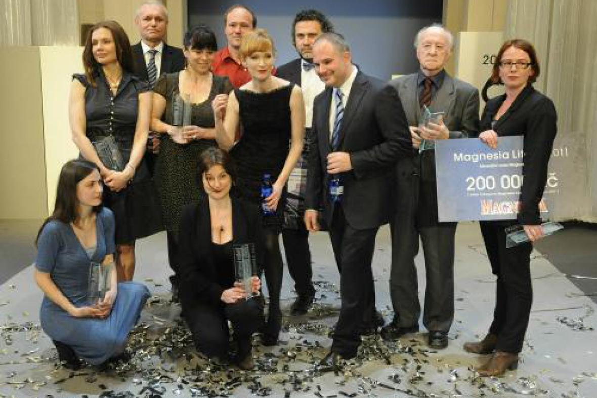 Magnesia Litera za rok 2010