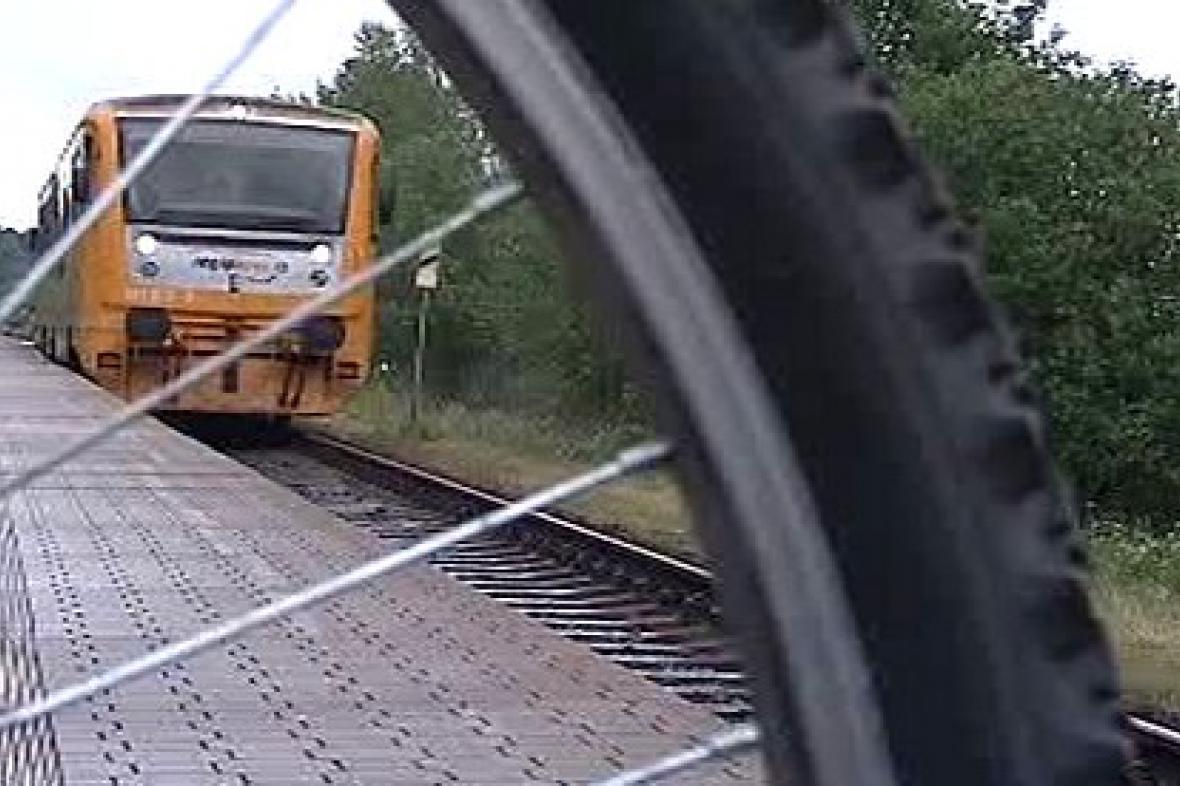 Půjčovny kol na železnici