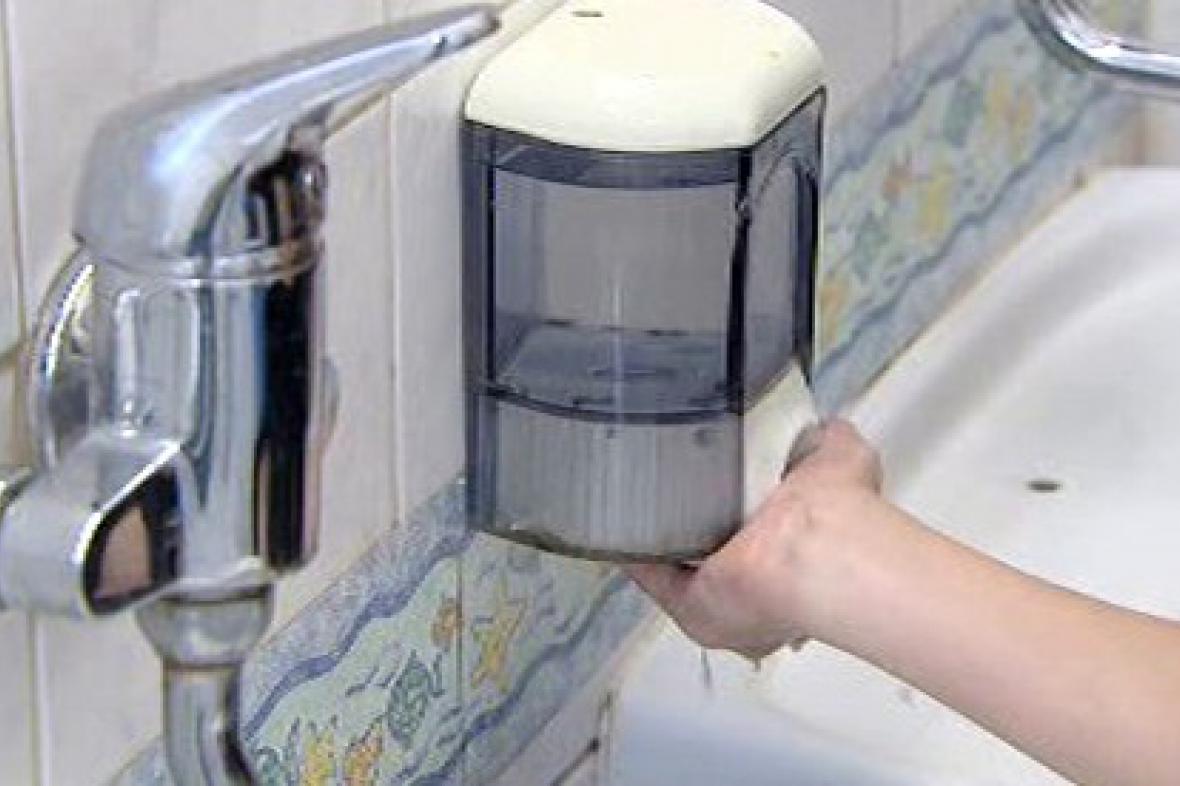 Mytí rukou