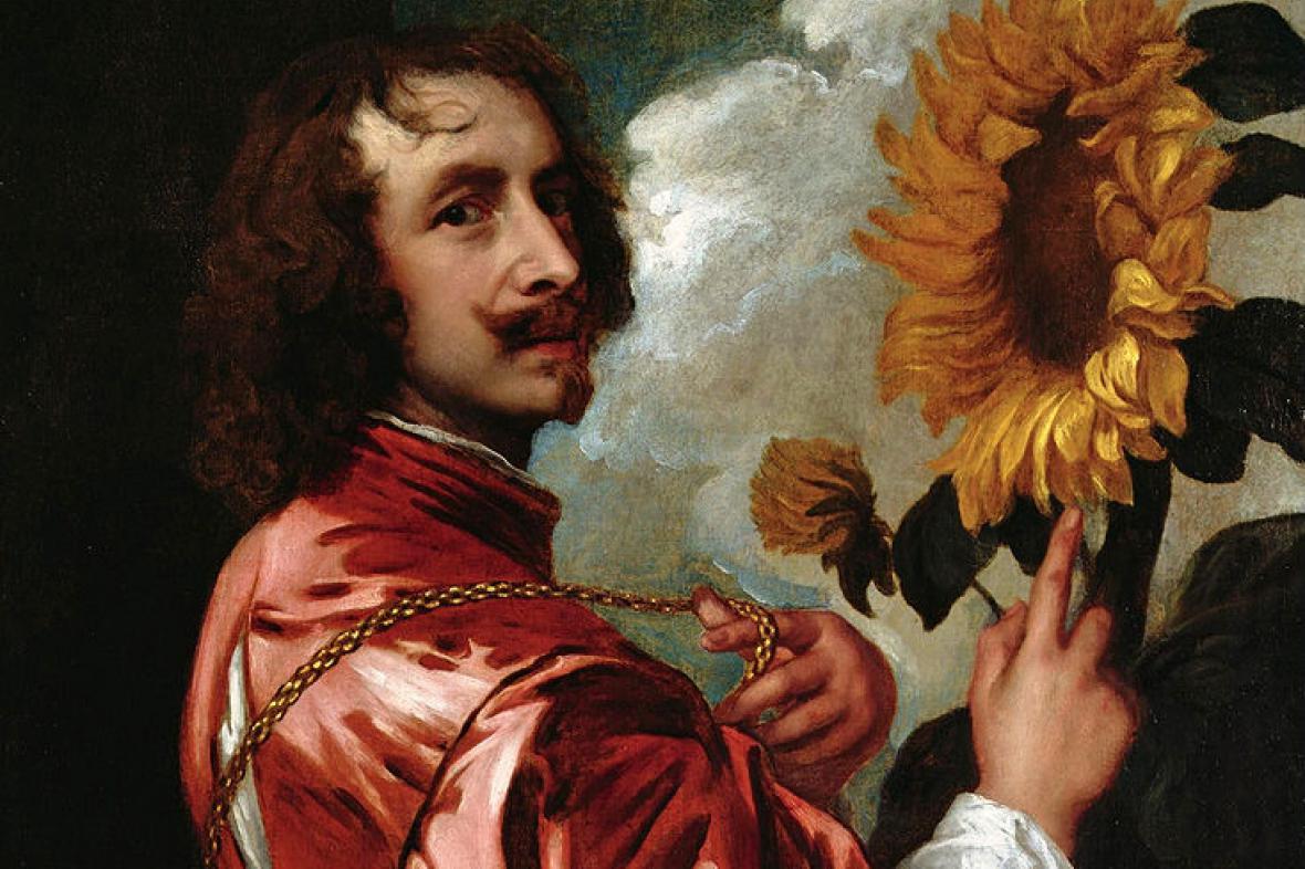 Anthonis van Dyck / Autoportrét