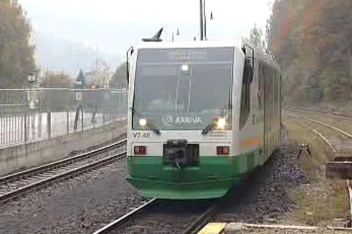 Vlak Regiosprinter
