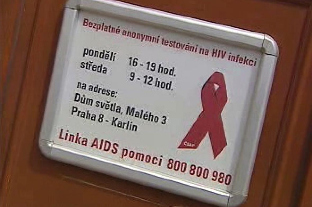 Anonymní testování na HIV