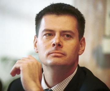 Podnikatel Karel Komárek