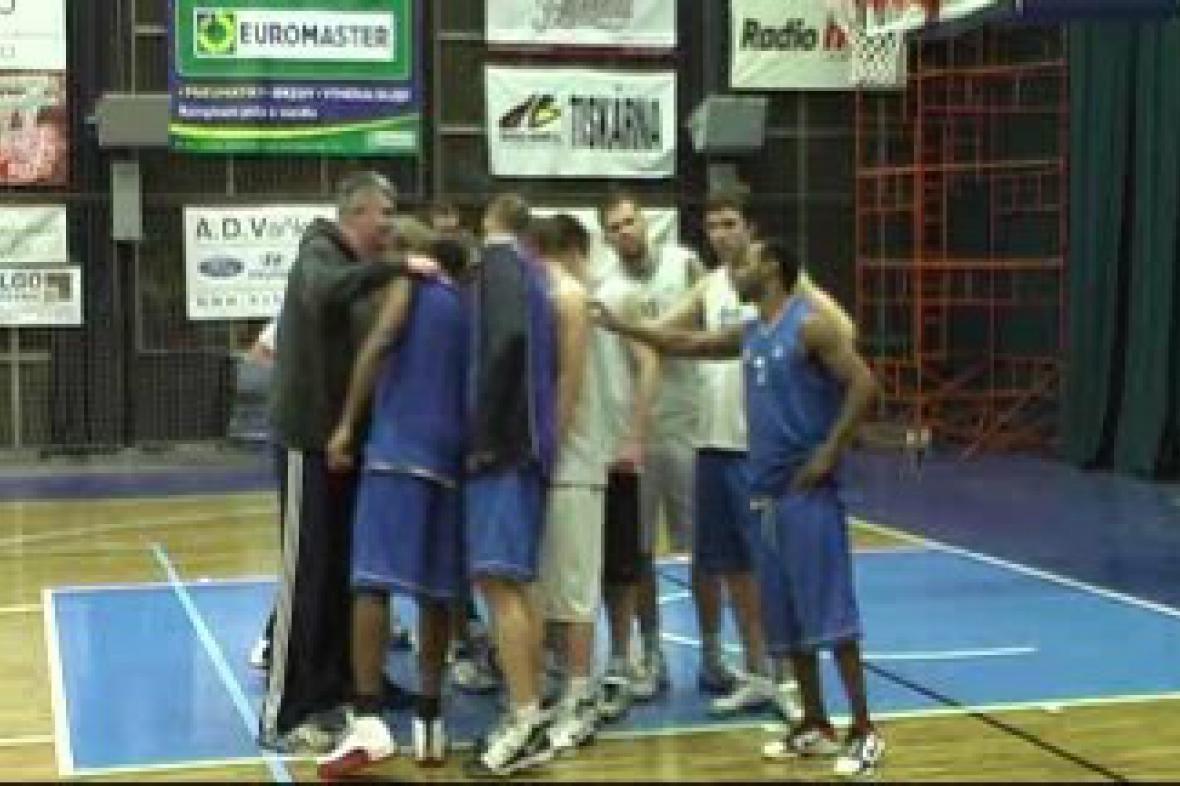 Kolínský basketbalový tým