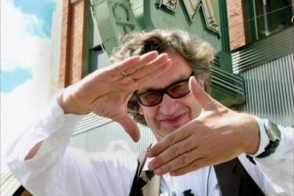 Režisér Wim Wenders