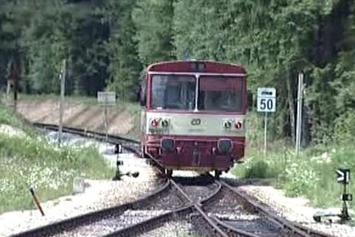Regionální železnice