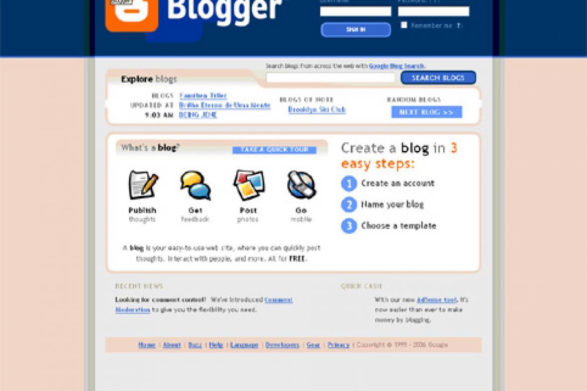 Blogger.com