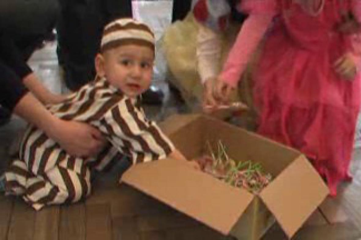 Kouzelnický karneval ve Velké Bystřici